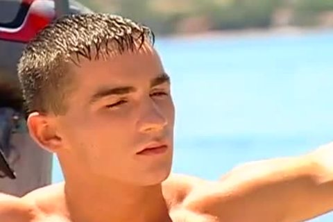 Hottest gay Boat Sex In a Sunny Paradise
