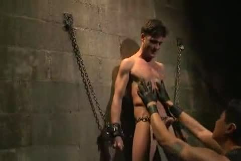 Kinkmen Presents: 30 Minutes Of torment.(Lance Hart)