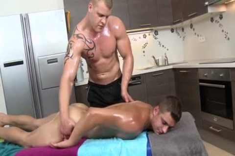 Muscle Daddy anal nail With Massage